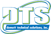 DeMott Technical Solutions, Inc. Logo